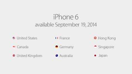 iPhone 6 unveiled 11
