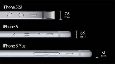 iPhone 6 unveiled 3