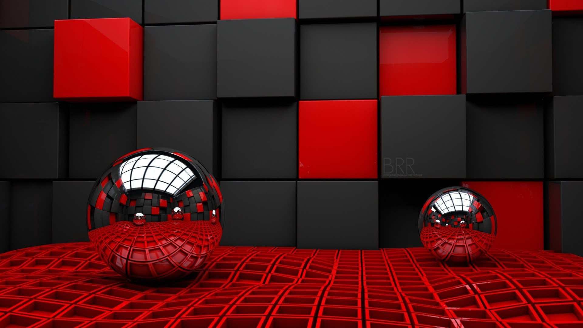 red wallpaper 32