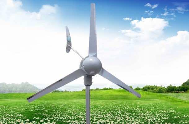 wind turbine 13