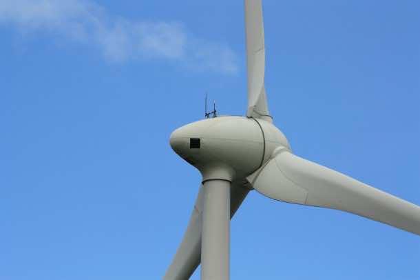 wind turbine 16