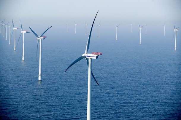 wind turbine 17