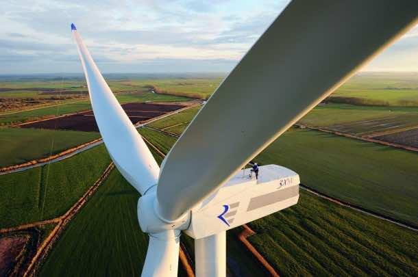 wind turbine 8