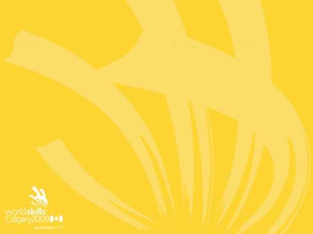 Yellow wallpaper 1600X1200