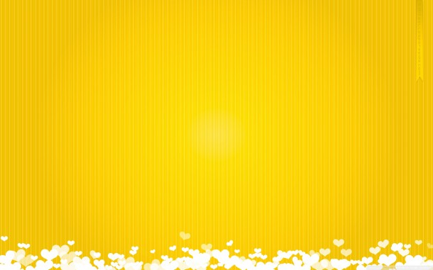 yellow wallpaper 2