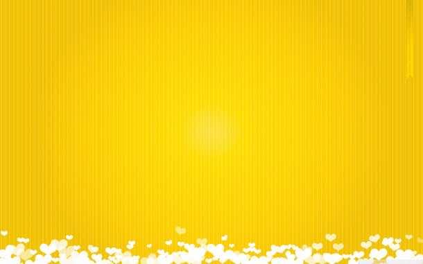 yellow wallpaper 2