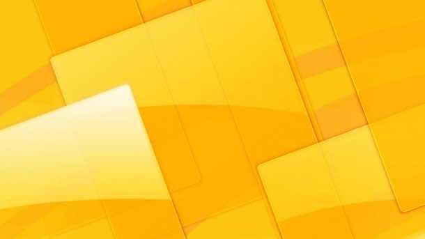 yellow wallpaper 3