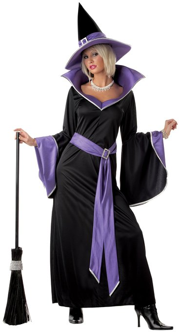 10. The Glamour Witch Costume