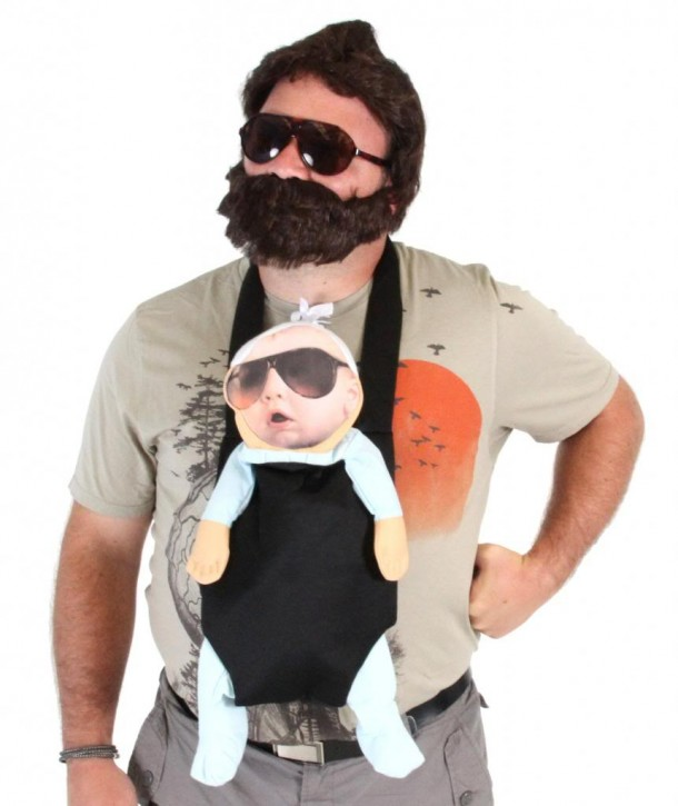3. The Hangover Alan Deluxe Costume Set