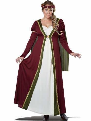 4. California Costumes Medieval Maiden Adult Costume