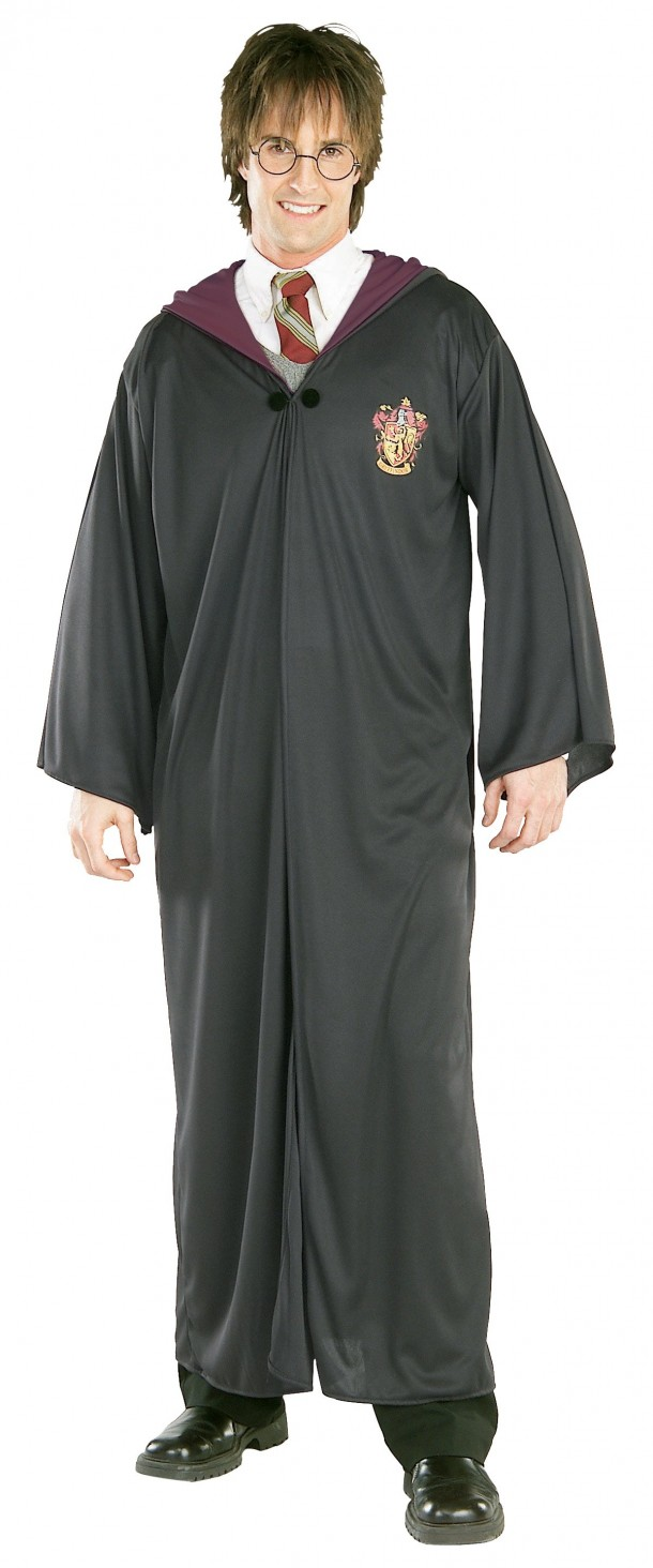 6. Harry Potter Adult Robe