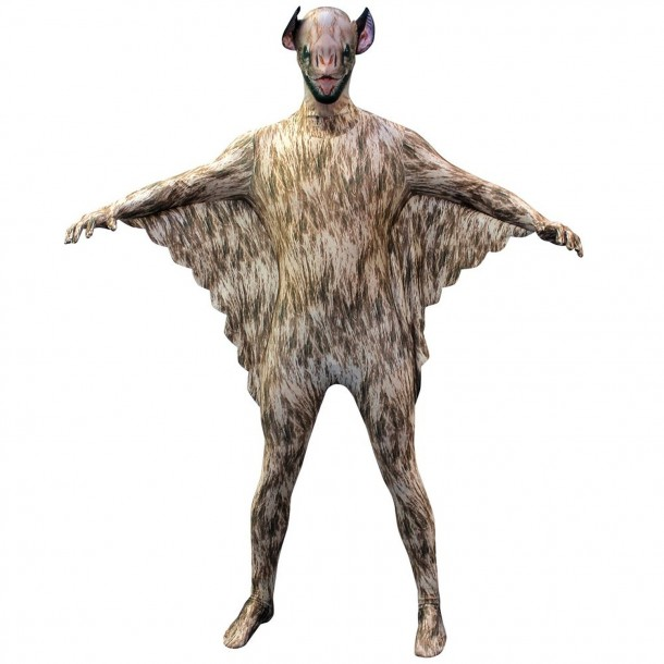 7. Morphsuits Premium Vampire Bat Animal Planet Skinsuit