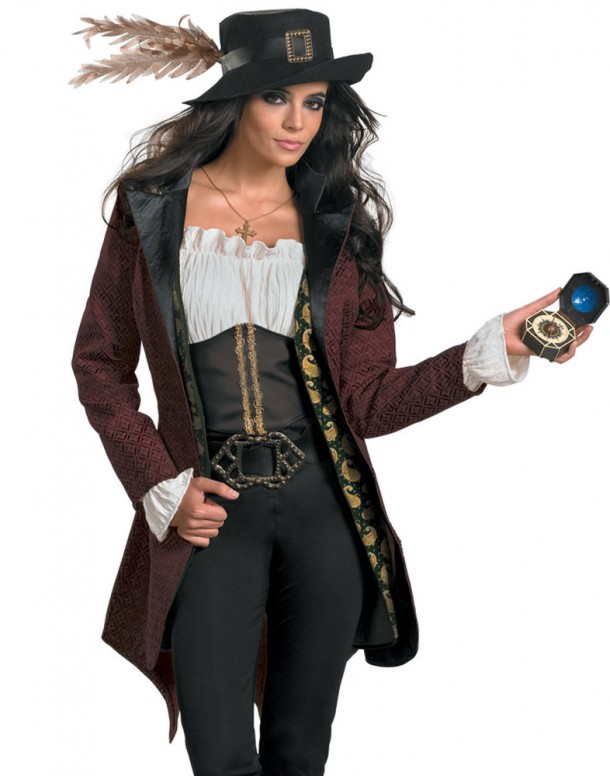 Halloween Flapper Costumes