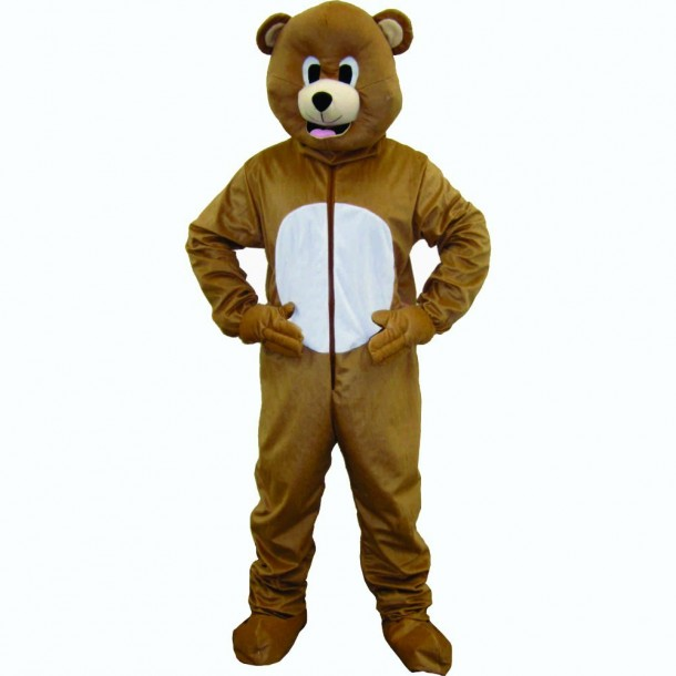 9. Dress Up America Bear Mascot
