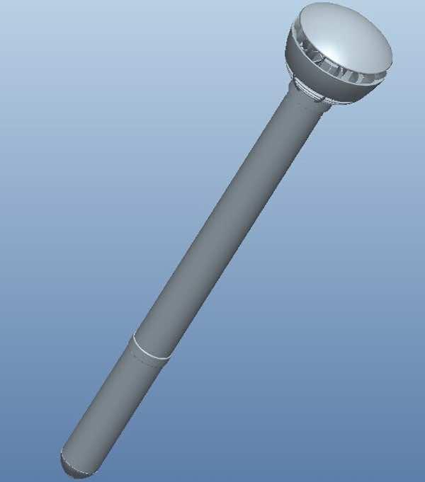 Air Umbrella - New Approach to Umbrella Design3
