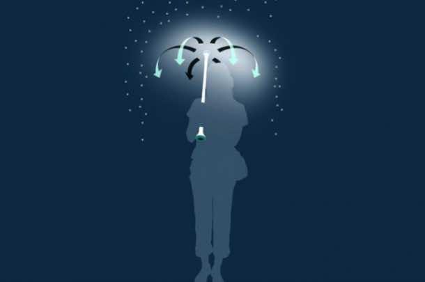 Air Umbrella - New Approach to Umbrella Design4