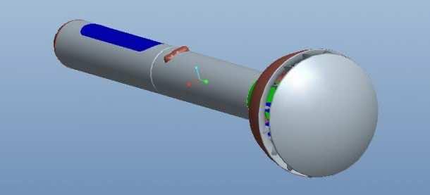 Air Umbrella - New Approach to Umbrella Design5