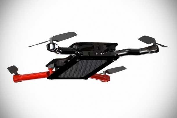 Anura – Foldable Drone4