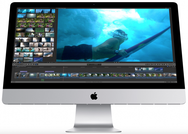 Apple Ready for iMacs, New iPads and Yosemite
