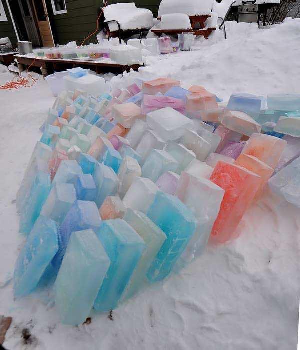 DIY ice project 1