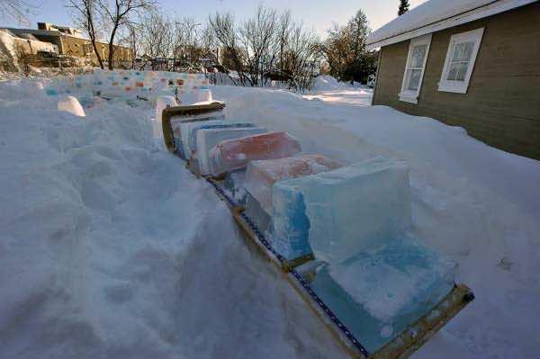 DIY ice project 2