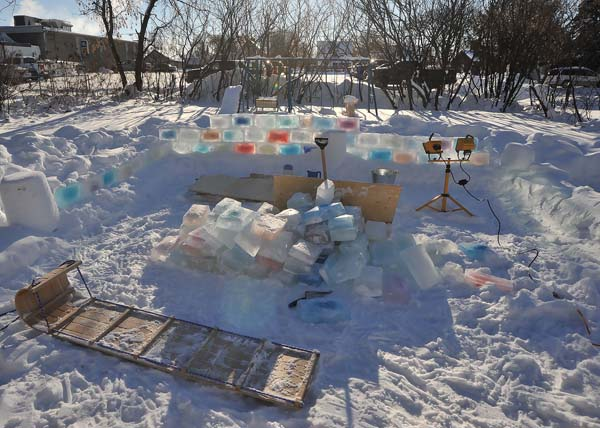DIY ice project 3