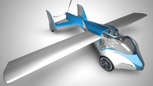 Flying Car - AeroMobil2
