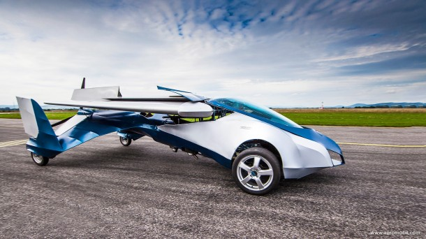 Flying Car - AeroMobil3