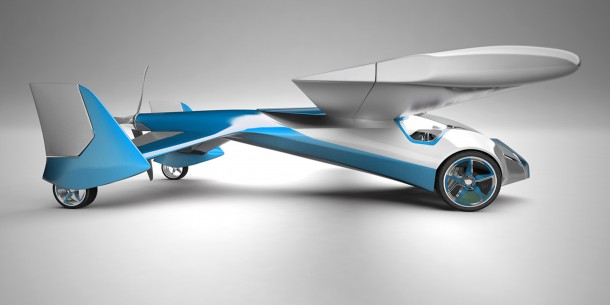 Flying Car - AeroMobil4