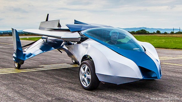 Flying Car - AeroMobil6