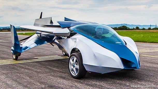 Flying Car - AeroMobil6