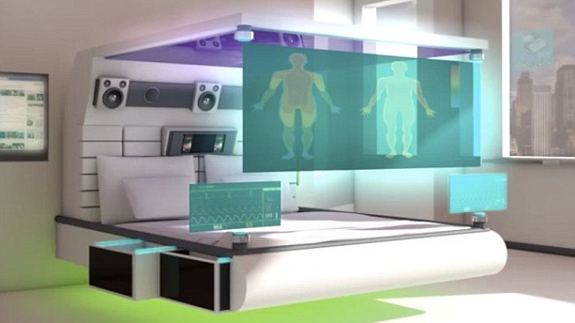 This Is How Future Bedrooms Will Look Like