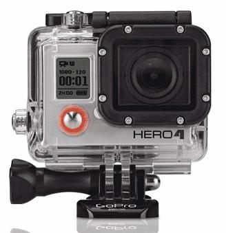 GoPro Releasing Hero 4  2