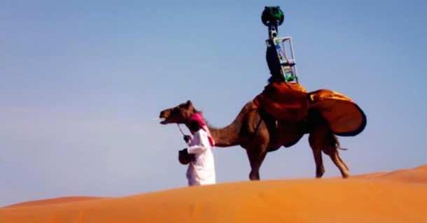 Google Maps Liwa Desert in Abu Dhabi9