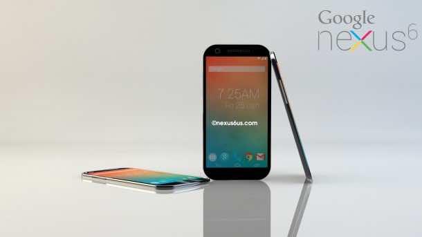 Google Nexus 6 4