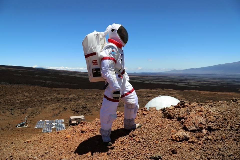 Home for Astronauts in Mars – Practice in Hawaii4