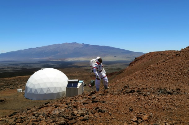 Home for Astronauts in Mars – Practice in Hawaii5
