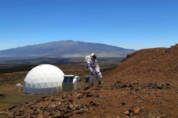 Home for Astronauts in Mars – Practice in Hawaii5
