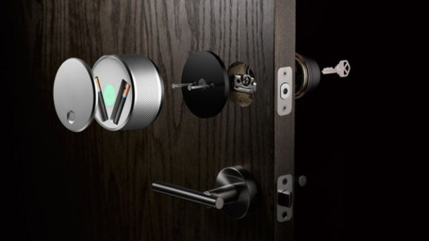 Keyless Future is here – The Smart Lock, August2