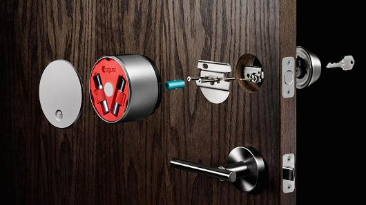 Keyless Future is here – The Smart Lock, August4