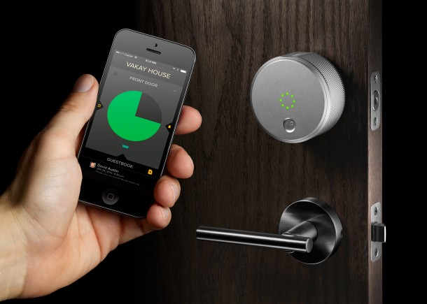 Keyless Future is here – The Smart Lock, August6