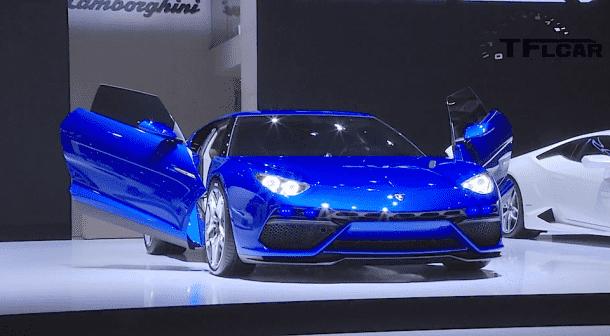 Lamborghini Releases Asterion Hybrid Concept10