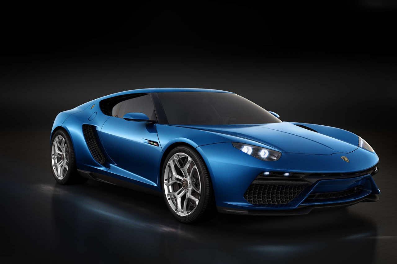 Lamborghini Releases Asterion Hybrid Concept4
