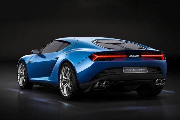 Lamborghini Releases Asterion Hybrid Concept5