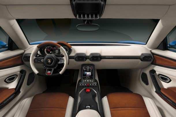 Lamborghini Releases Asterion Hybrid Concept7