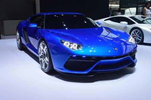 Lamborghini Releases Asterion Hybrid Concept8