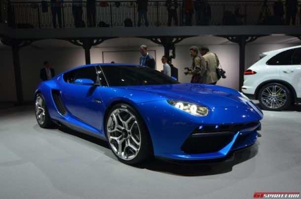 Lamborghini Releases Asterion Hybrid Concept9