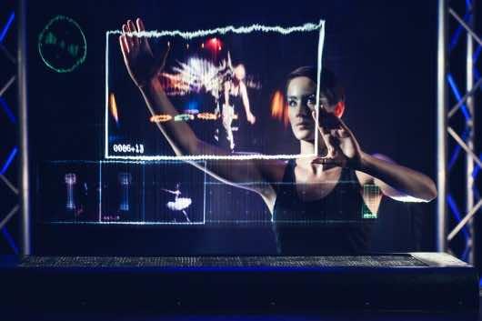 Leia Display System – Mist Screen