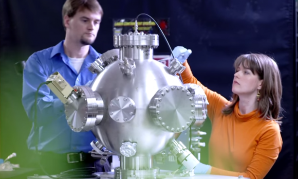 Lockheed Martin Working on Compact Fusion Reactor