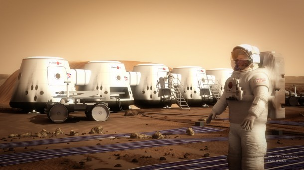 MIT Study Questions Mars One Mission Plan
